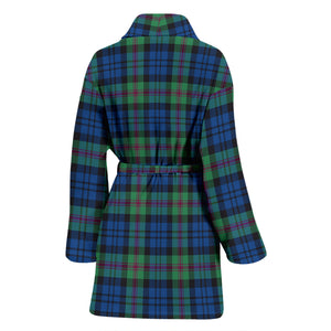 Baird Ancient Tartan Women's Bath Robe - BN03