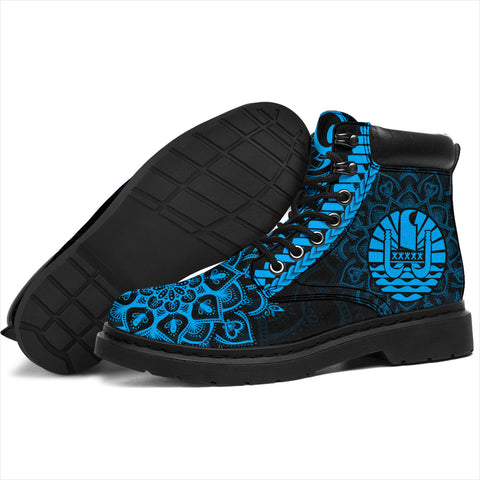 French Polynesia All-Season Boots Mandala Polynesia TH5
