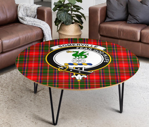Somerville Clans Cofee Table BN