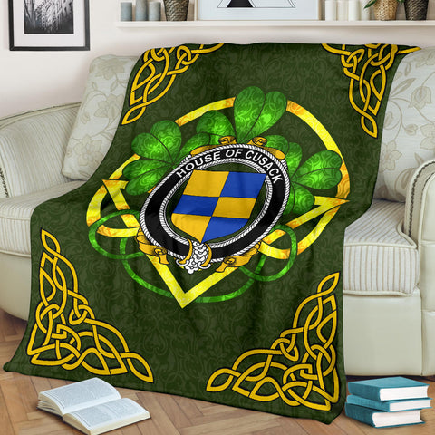 Cusack Ireland Premium Blanket | Home Set | Special Custom Design
