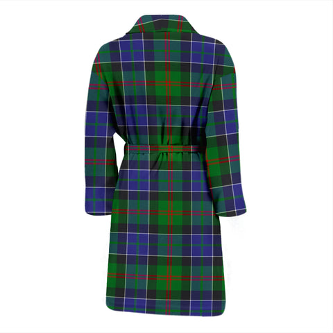 Paterson Tartan Men's Bath Robe - BN04