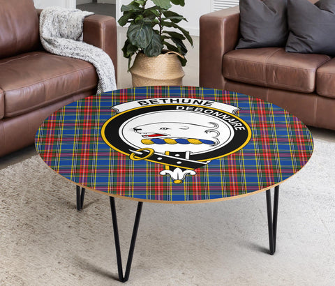 Bethune Clans Cofee Table BN