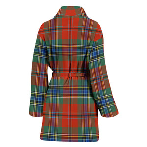 Maclean Of Duart Ancient Tartan Women's Bath Robe - BN03