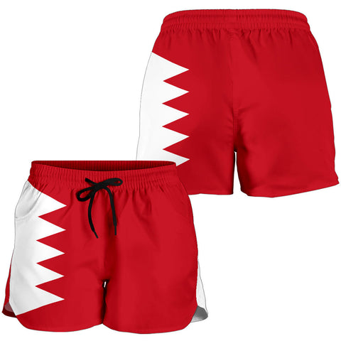 Bahrain Women's Shorts Original Flag A7