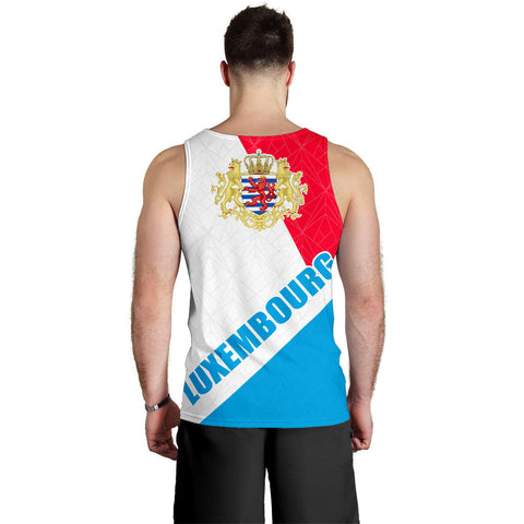Image of Lion Luxembourg Men's Tank Bn10