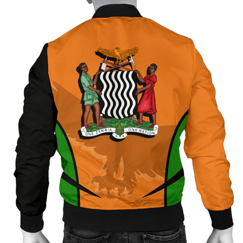 Zambia Bomber Men Active | Clothing | Love The World