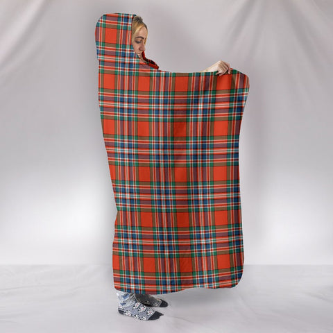 MacFarlane Ancient, hooded blanket, tartan hooded blanket, Scots Tartan, Merry Christmas, cyber Monday, xmas, snow hooded blanket, Scotland tartan, woven blanket