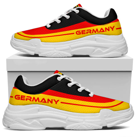 Germany Chunky Sneakers Bn10