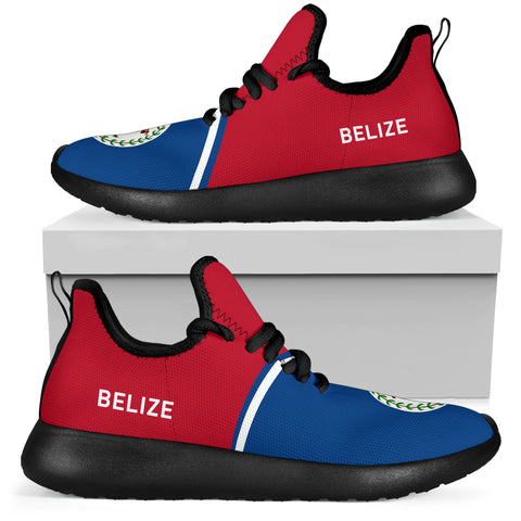 Belize Mesh Knit Sneakers - Curve Version - BN01