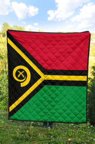 Image of Vanuatu Premium Quilt | Blanket | Home Decor