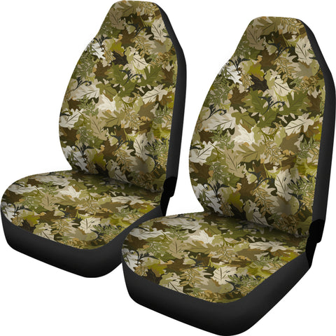 Car Seat Covers - Camo Pattern 01 - BN07