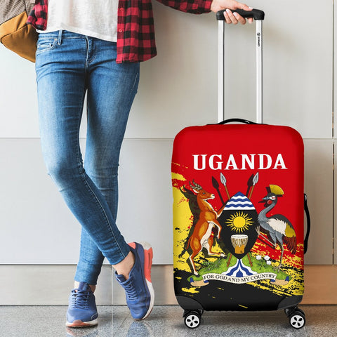 Uganda Special Luggage Covers A7