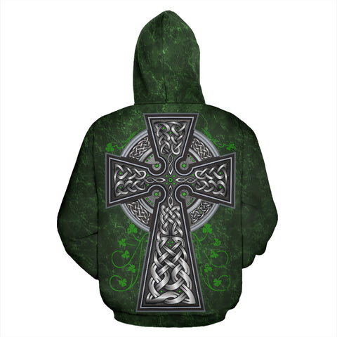 Image of Ireland Hoodie Irish Pride - The Irishman (Zip) A7