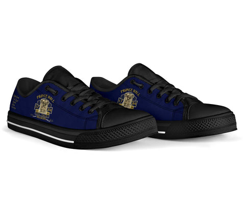 Image of Freemasonry Low Top Shoe A31