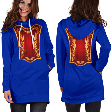 Image of Venezuela Hoodie Dress Yo Soy Libertador A7
