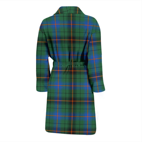 Davidson Ancient Tartan Men's Bathrobe - Bn04