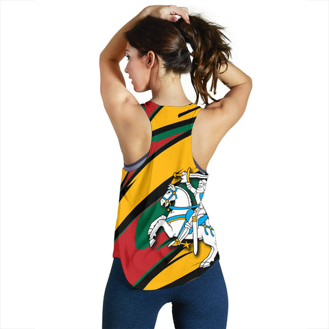 Lithuania Knight Forces Women's Tank Top - Lode Style