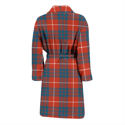 Hamilton Ancient Tartan Men's Bathrobe - BN04