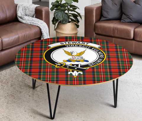 Stewart (High Stewards) Clans Cofee Table BN