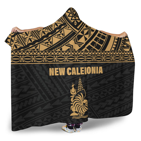 New Caledonia Hooded Blanket - BN09