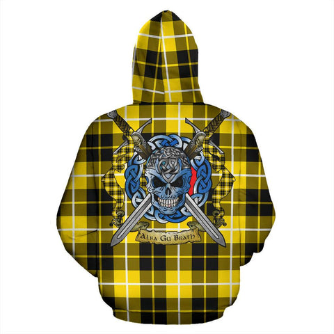 Image of Barclay Dress Modern Tartan Hoodie Celtic Scottish Warrior A79 | Over 500 Tartans | Clothing | Apaprel