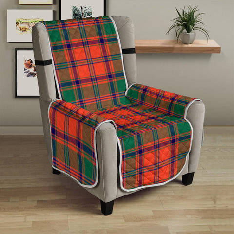 Stewart of Appin Ancient  Tartan Chair Sofa Protector K7