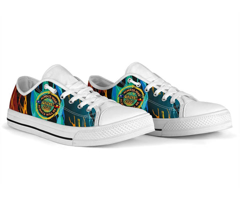 Image of Australia Low Top Shoe 2 - Naidoc Always Was, Always Will Be - BN17