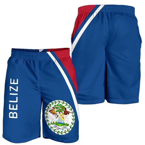 Image of Belize Men's Shorts - Curve Version - BN01