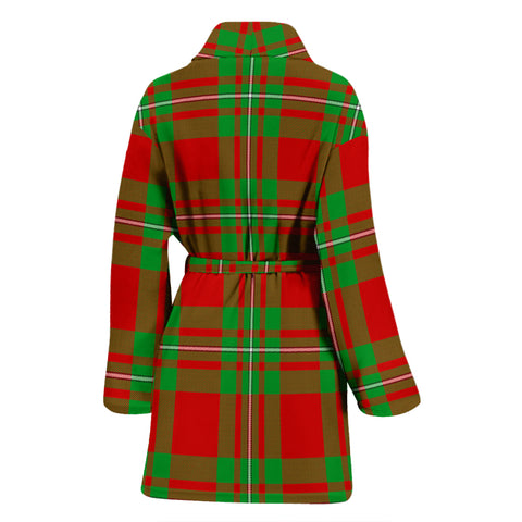 Image of Macgregor Modern Tartan Women's Bathrobe - BN03