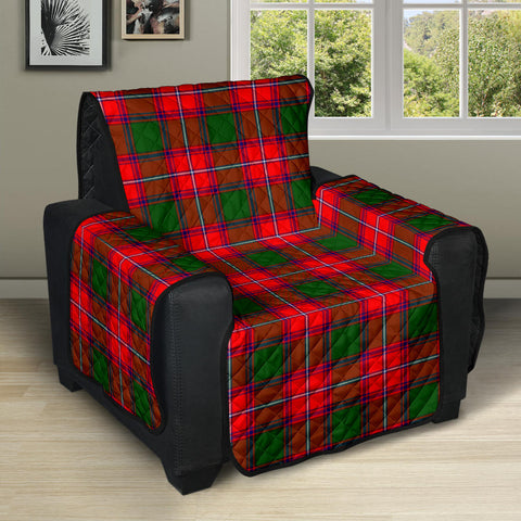 Image of Rattray Modern Tartan Recliner Sofa Protector | Tartan Home Set