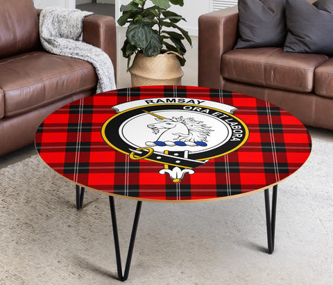 Ramsay Clans Cofee Table BN