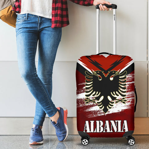 Albania Luggage Cover - New Release A25