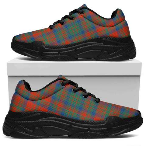 Matheson Ancient Tartan Chunky Sneakers - BN