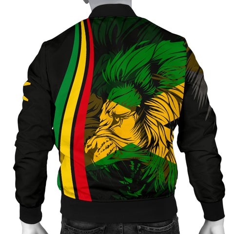 Jamaican Men's Bomber Jacket