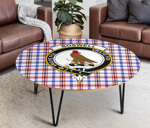 Boswell Clans Cofee Table BN