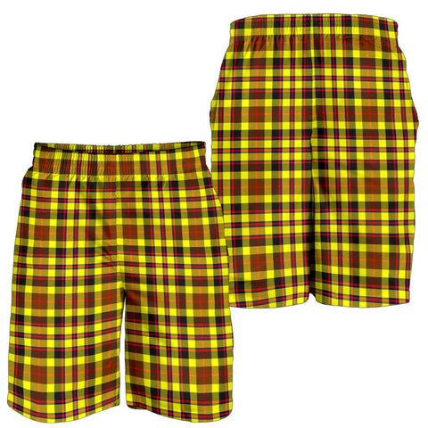 Image of Jardine Tartan Shorts For Men TH8