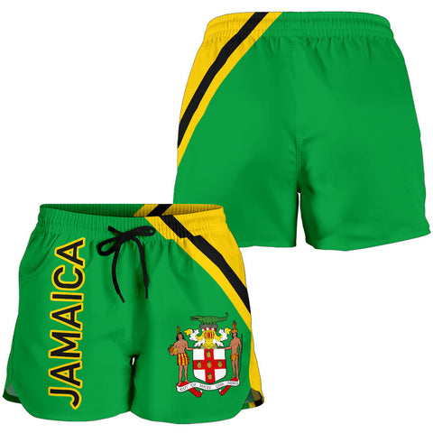 Jamaica Women's Short - Curve Version - BN04