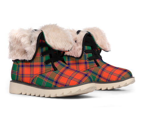 Stewart of Appin Ancient Tartan Shoe