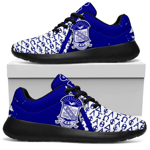 Phi Beta Sigma Fraternity, Inc. Sport Sneakers A31