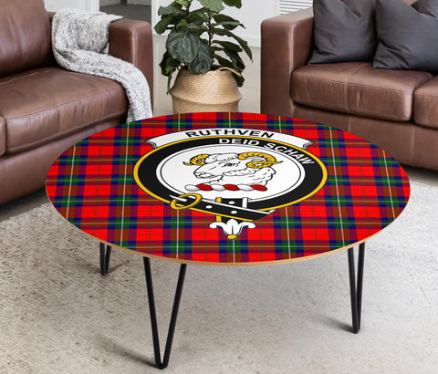 Ruthven Clans Cofee Table BN
