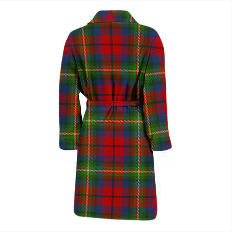 Valley Goon Tartan Men's Bathrobe - BN04
