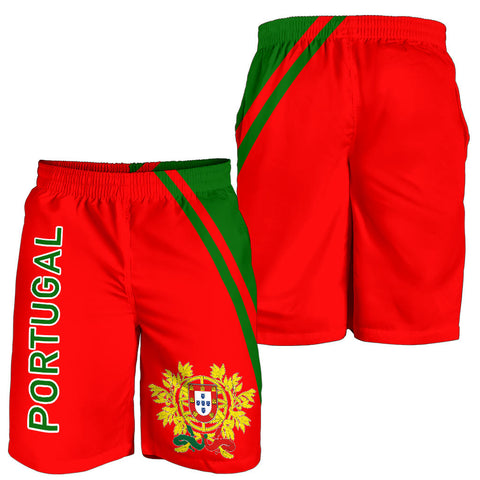 Portugal Men's Shorts - Curve Version