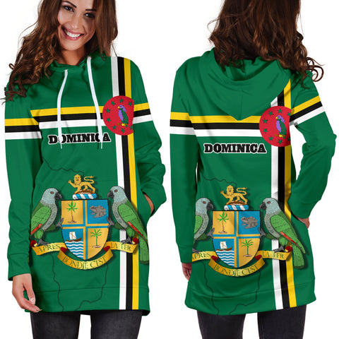 Dominica Hoodie Dress K5