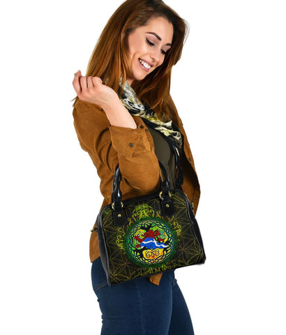 Scotland Shoulder Handbag  - Celtic Tree