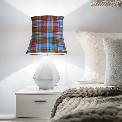 Image of Anderson Modern  Tartan Drum Lamp Shade HJ4