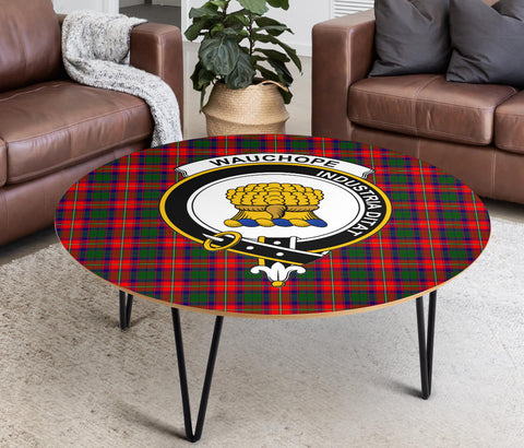 Image of Wauchope (or Waugh) Clans Cofee Table BN