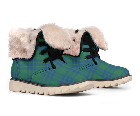 Image of Montgomery Ancient Tartan Shoe