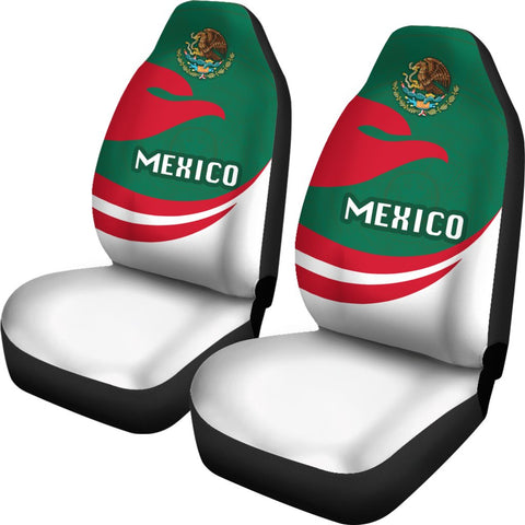 Image of Mexico Car Seat Covers Proud Version | 1sttheworld