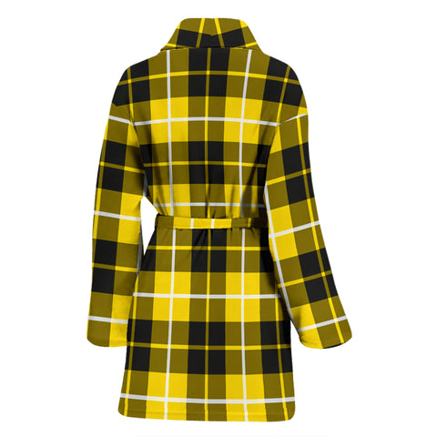 Image of Barclay Dress Modern Bathrobe - Women Tartan Plaid Bathrobe Universal Fit