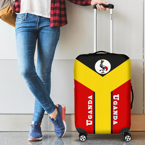 Uganda Luggage Covers - Rising A02